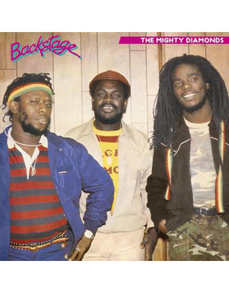 RG The Mighty Diamonds – Backstage LP (2018 Repress)