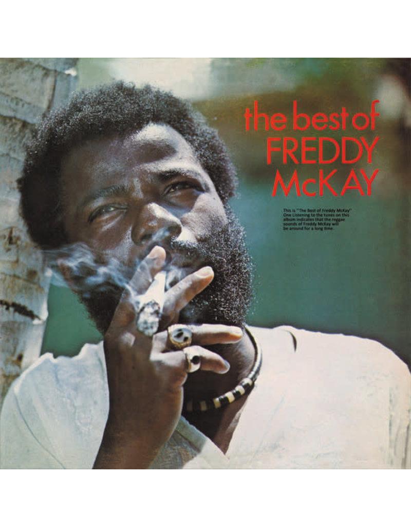 RG Freddy McKay – The Best Of Freddy McKay LP (2017 France Reissue)