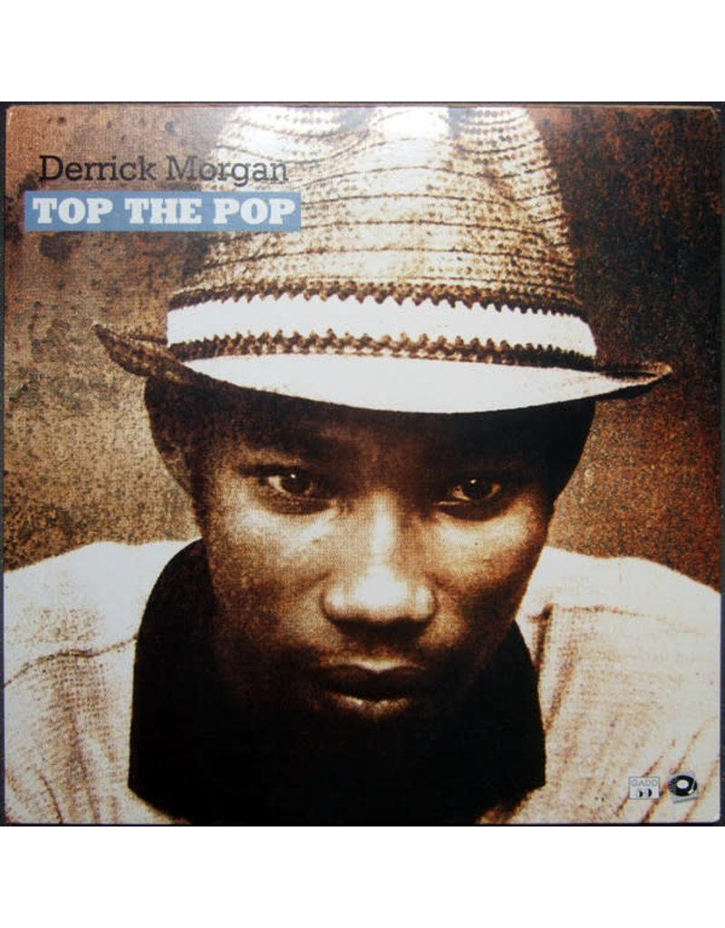 RG Derrick Morgan - Top The Pop LP (2010 Mono Compilation), Purple Vinyl