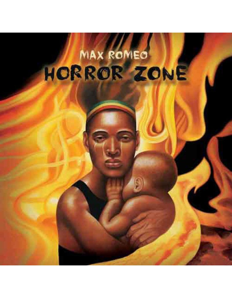 RG Max Romeo – Horror Zone  (180G) 2LP