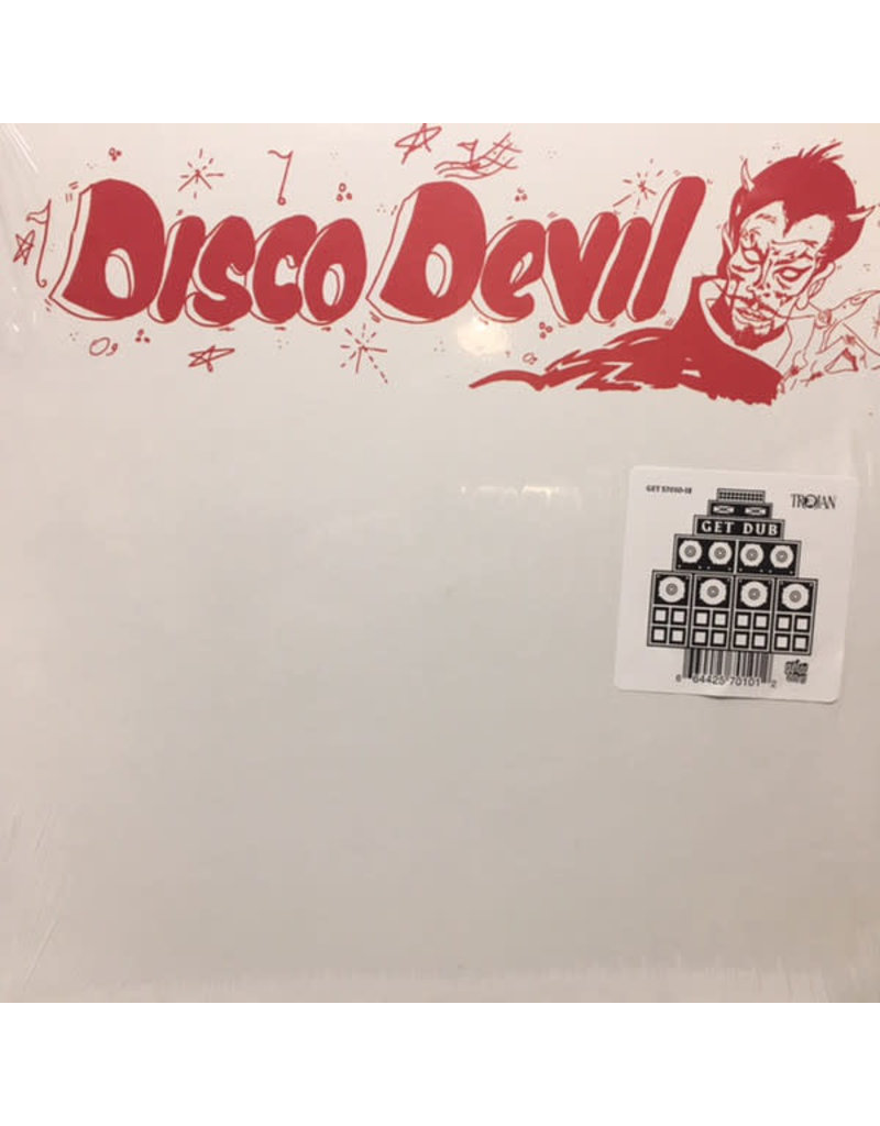 RG LEE SCRATCH PERRY - DISCO DEVIL 12""