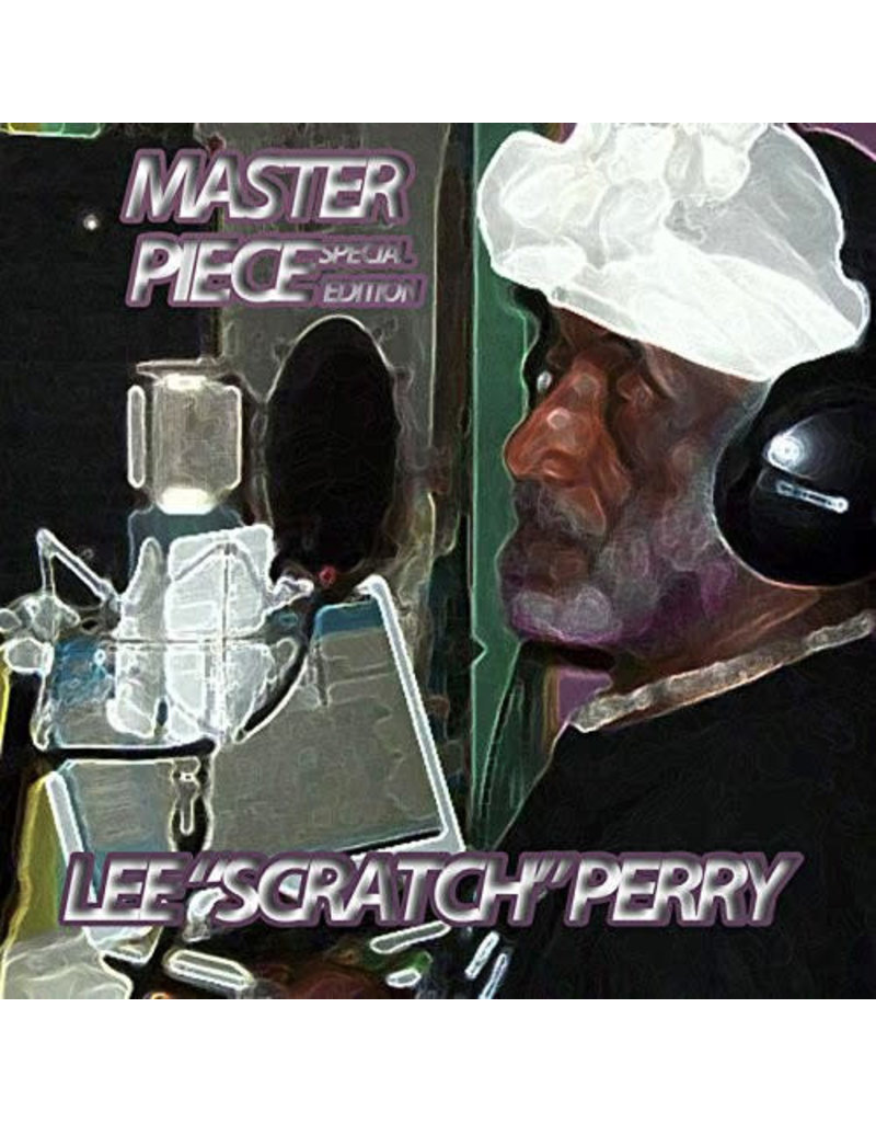 """RG Lee Scratch Perry – Master Piece Special Edition 12"""" (2012)"""