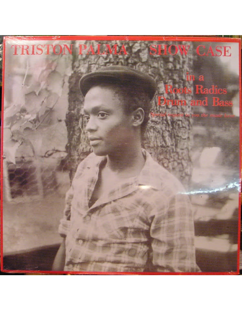 RG Triston Palma* – Show Case (In A Roots Radics Drum And Bass) LP (Repress)