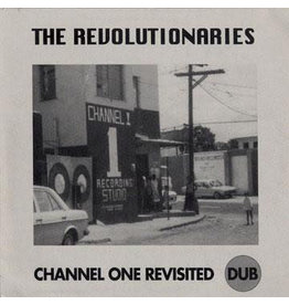 RG The Revolutionaries – Channel One Revisited Dub LP