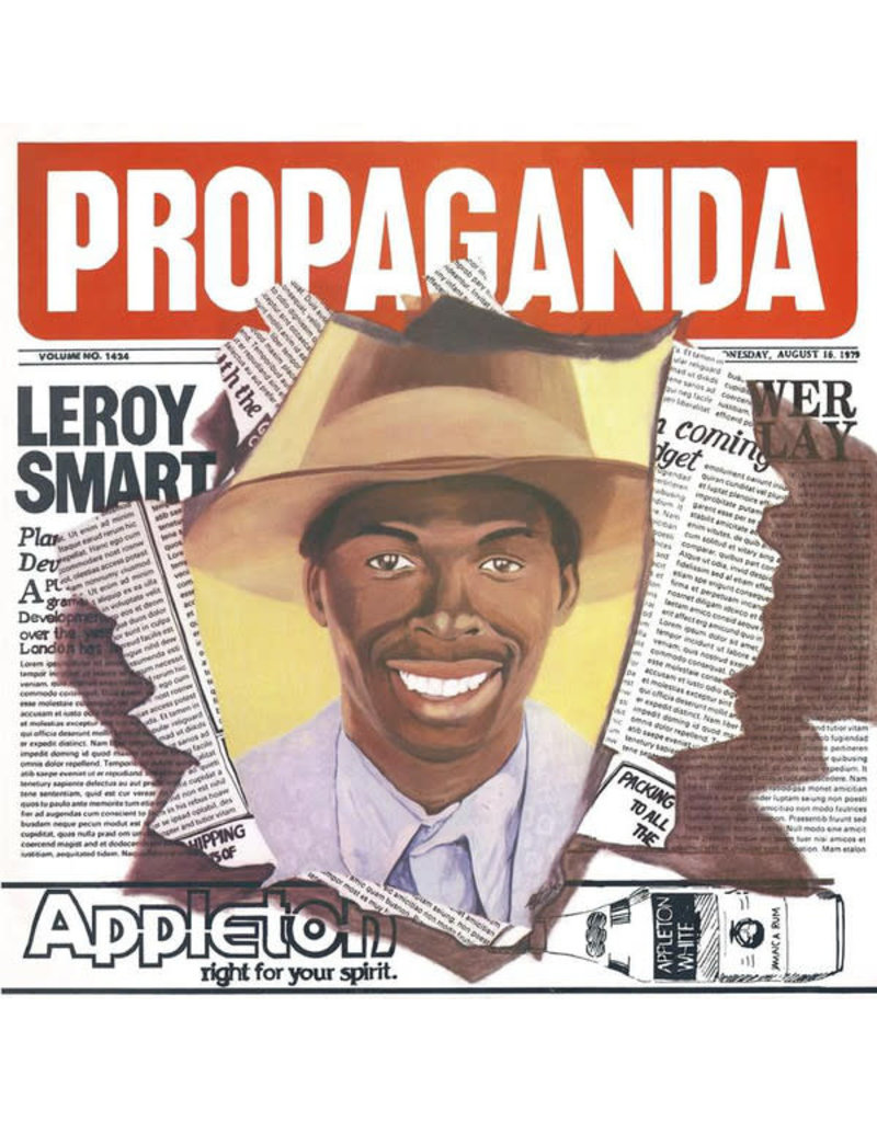 Leroy Smart - Propaganda LP