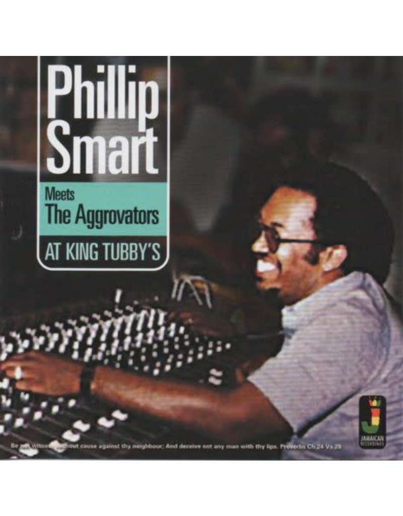RG Phillip Smart Meets The Aggrovators – At King Tubby's LP (2015)