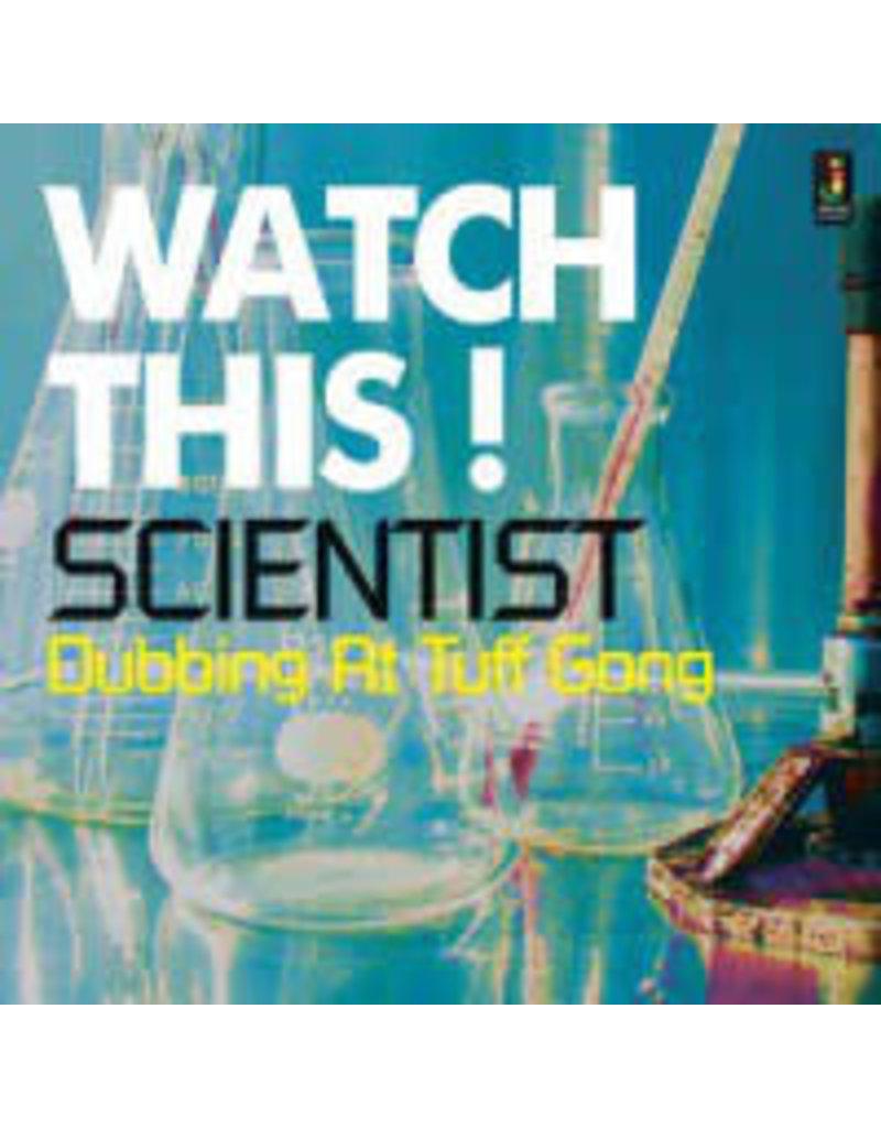 RG Scientist - Watch This! Scientist Dubbing At Tuff Gong (180g)