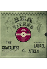 Laurel Aitken & The Skatalites ‎– Ska Titans LP (Reissue)