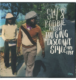 RG Sly & Robbie – Taxi Gang In Discomix Style 1978-1987 2LP (Compilation)
