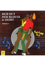 RG Revolutionary Sounds* ‎– Dub Out Her Blouse & Skirt Vol. 1 LP