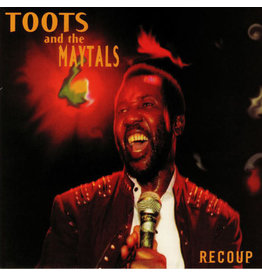 RG Toots & The Maytals – Recoup LP, 180g
