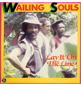 RG Wailing Souls - Lay It On The Line