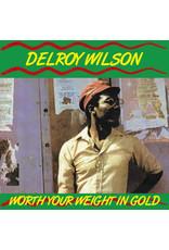 RG Delroy Wilson – Worth Your Weight In Gold LP (2017 Reissue)