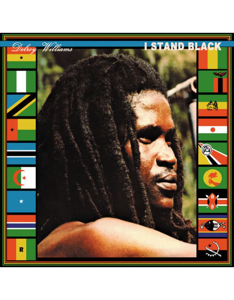 RG Delroy Williams - I Stand Black LP