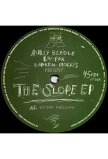"HS Ashley Beedle, Lay-far, Darren Morris ‎– The Slope EP 12"" (2015)"