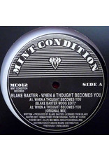 """HS Blake Baxter – When A Thought Becomes You 12"""" (2017)"""