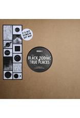 """HS Black Zodiac – True Places 12"""" (2018)"""