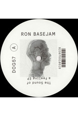 """HS Ron Basejam – The Sound Of A Feeling EP 12"""" (2017)"""