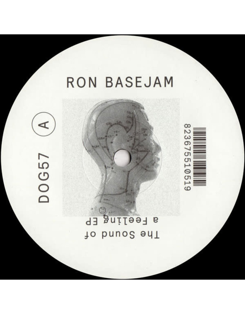 "HS Ron Basejam ‎– The Sound Of A Feeling EP 12"" (2017)"