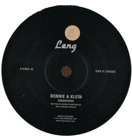 """HS Bonnie & Klein – Singularity / Ergosphere 12"""" (2015)"""