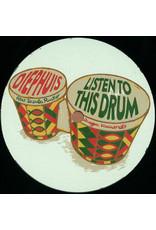 HS Diephuis Feat. Ursula Rucker – Listen To This Drum