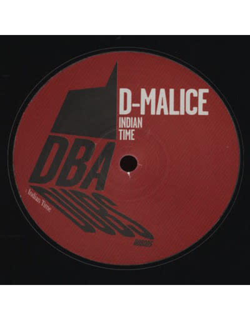 """HS D-Malice – Indian Time (Basic Soul Unit Remix) 10"""""""