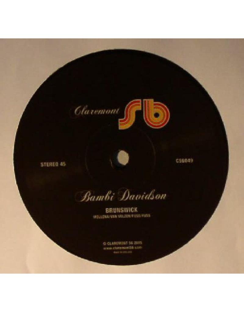 """Bambi Davidson – Brunswick 12"""""""