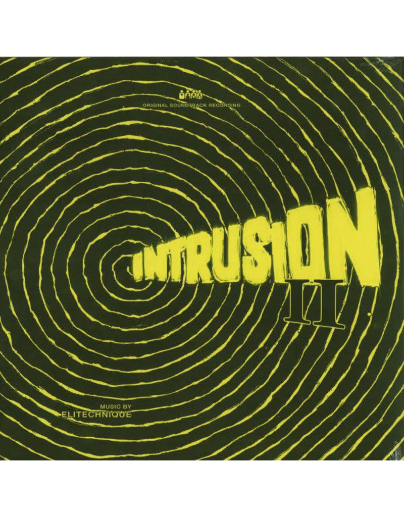 HS Elitechnique – Intrusion II LP (2014), Yellow Vinyl
