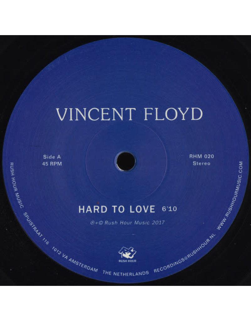 """HS Vincent Floyd – Hard To Love 10"""" (2017)"""