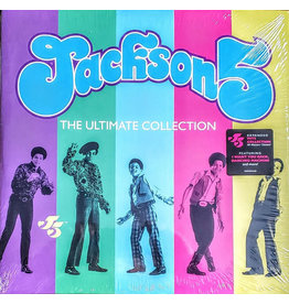 Jackson 5 ‎– The Ultimate Collection 2LP (2021 Compilation)