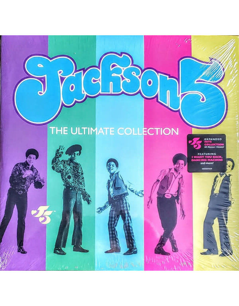 Jackson 5 – The Ultimate Collection 2LP (2021 Compilation)