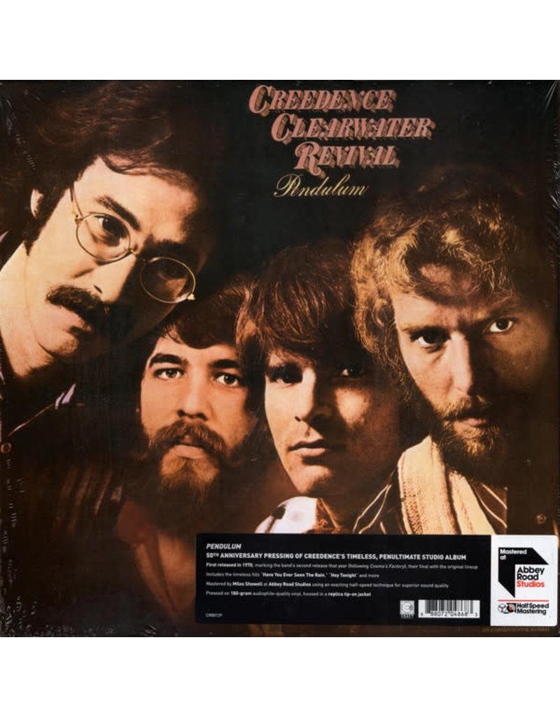 Creedence Clearwater Revival – Pendulum LP (2021 Reissue), 180g, Half Speed Mastering Abbey Road