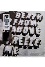 "RK Death From Above 1979 - FREEZE ME (CLEAR 7"") [BLK2017]"