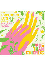 """The Precious Lo's featuring Maylee Todd - More Than Friends 7"""" (2020)"""