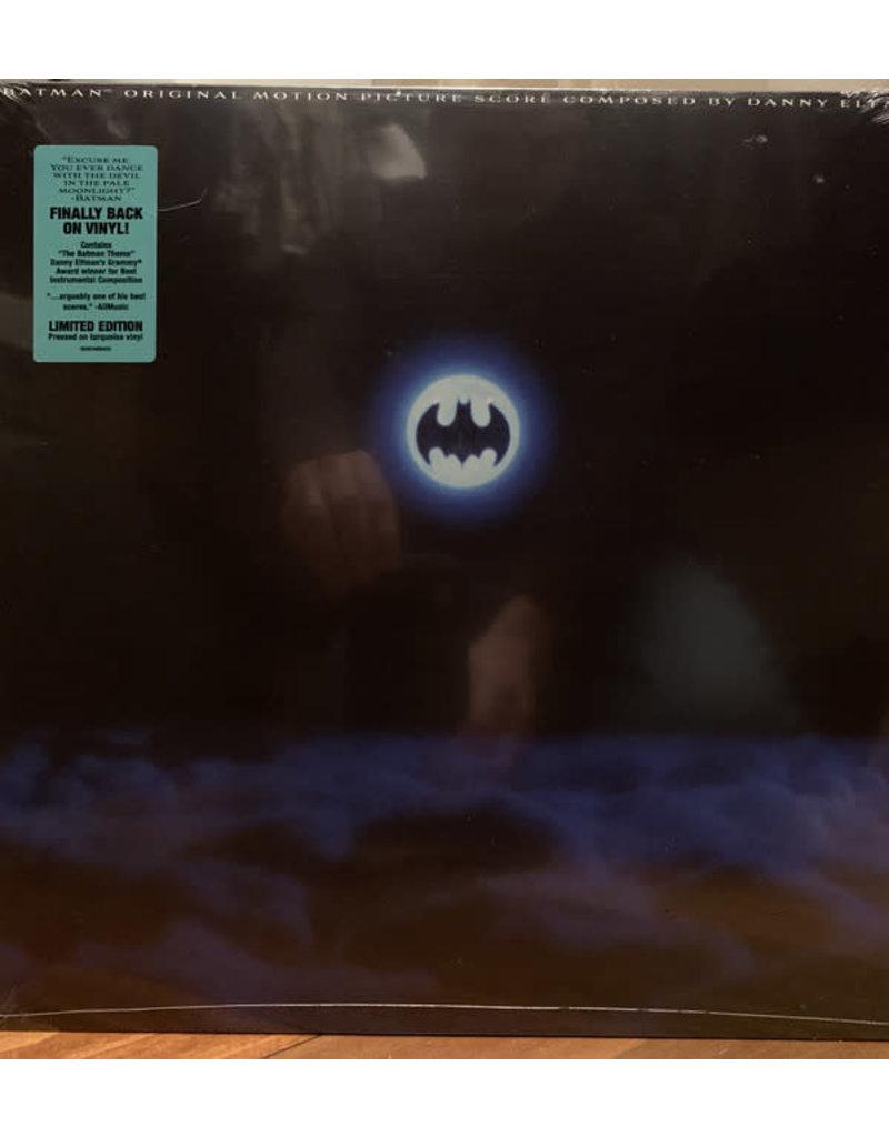 Danny Elfman – Batman OST (2021 Repress), Turquoise Vinyl, Limited Edition