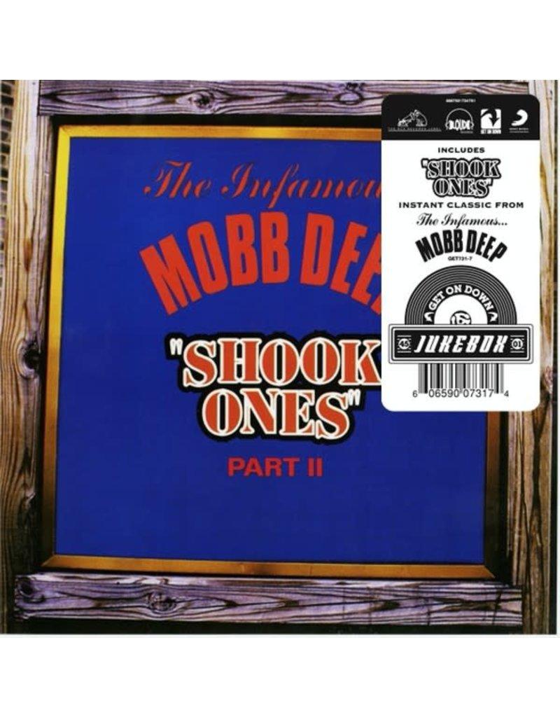 """Mobb Deep – Shook Ones Part II 7"""" (Reissue)"""