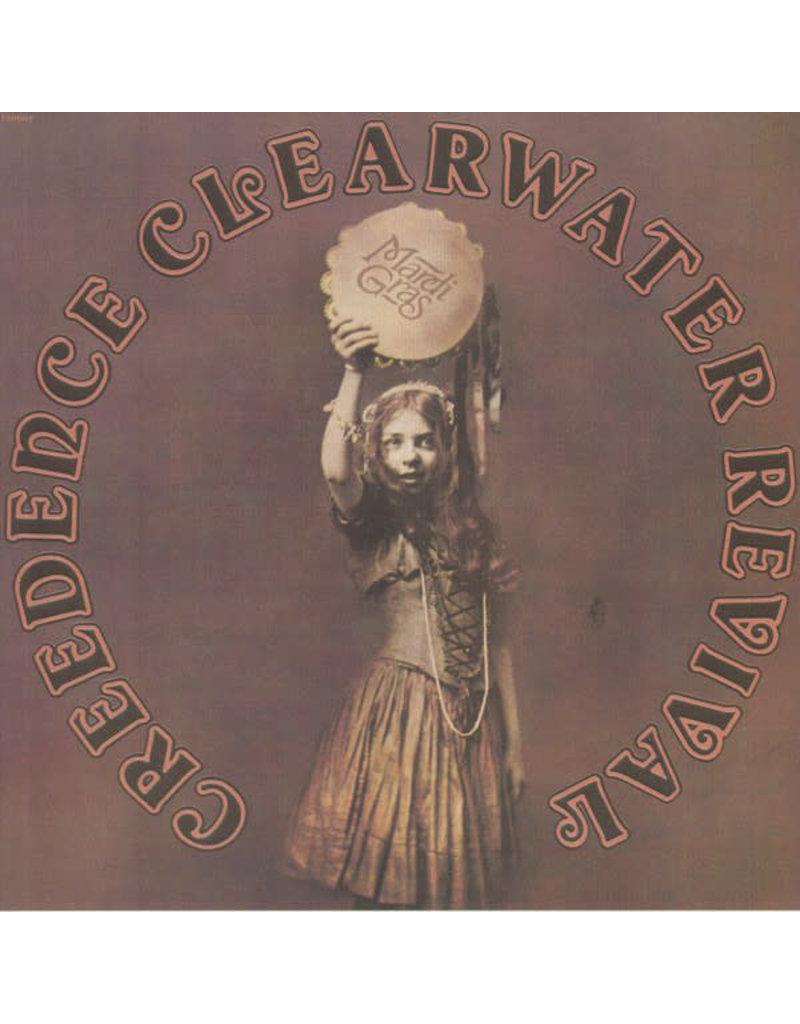 Creedence Clearwater Revival – Mardi Gras LP (2021 Reissue), Half-Speed Mastering