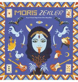Various – Moris Zekler Fuzz & Soul Sega From 70's Mauritius LP (2020), Compilation