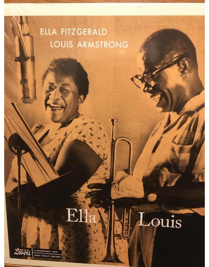Ella Fitzgerald, Louis Armstrong – Ella & Louis LP (2019 Reissue), 180g, Limited Edition