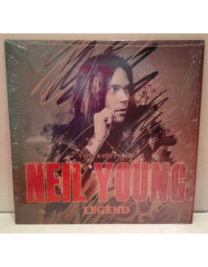 Neil Young – Legend (The Roots Of Neil Young) LP (2020)