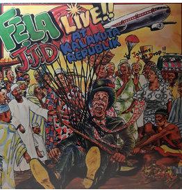 Fela Aníkúlápó Kuti And Afrika 70 – J.J.D (Johnny Just Drop!!) - Live!! At Kalakuta Republik LP (2019 Reissue)