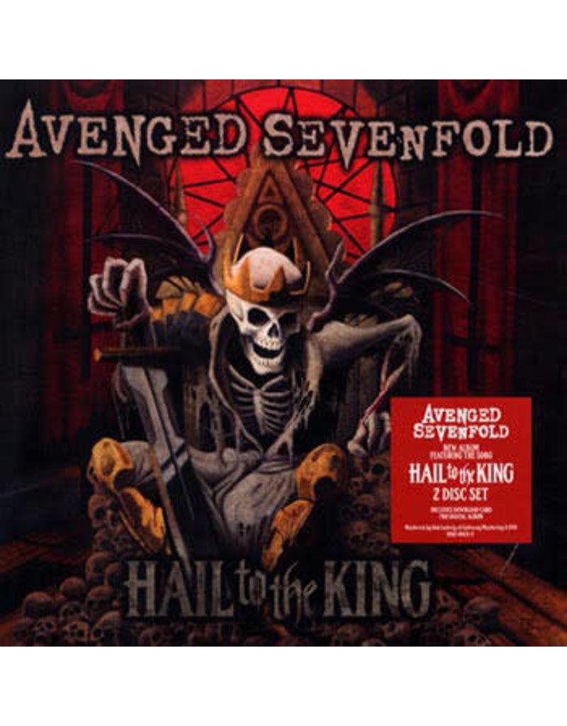 RK Avenged Sevenfold – Hail To The King 2LP