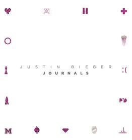PO Justin Bieber – Journals 2LP