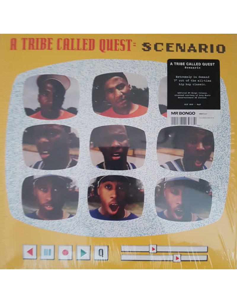"A Tribe Called Quest – Scenario 7"" , Mr Bongo Reissue"