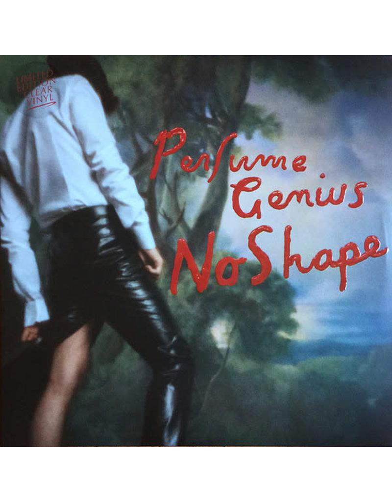 RK Perfume Genius – No Shape 2LP (2017), Clear Vinyl, Limited Edition