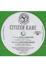 HH Citizen Kane, Erf Productions ‎– Soul Survivor / Scartown Beats