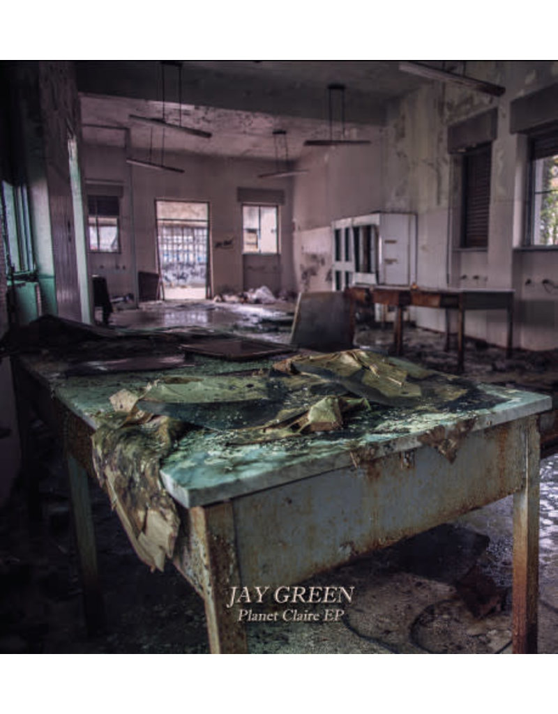 HS Jay Green – Planet Claire EP (2015)