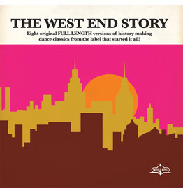 DC Various ‎– The West End Story 2LP (2017 Reissue)
