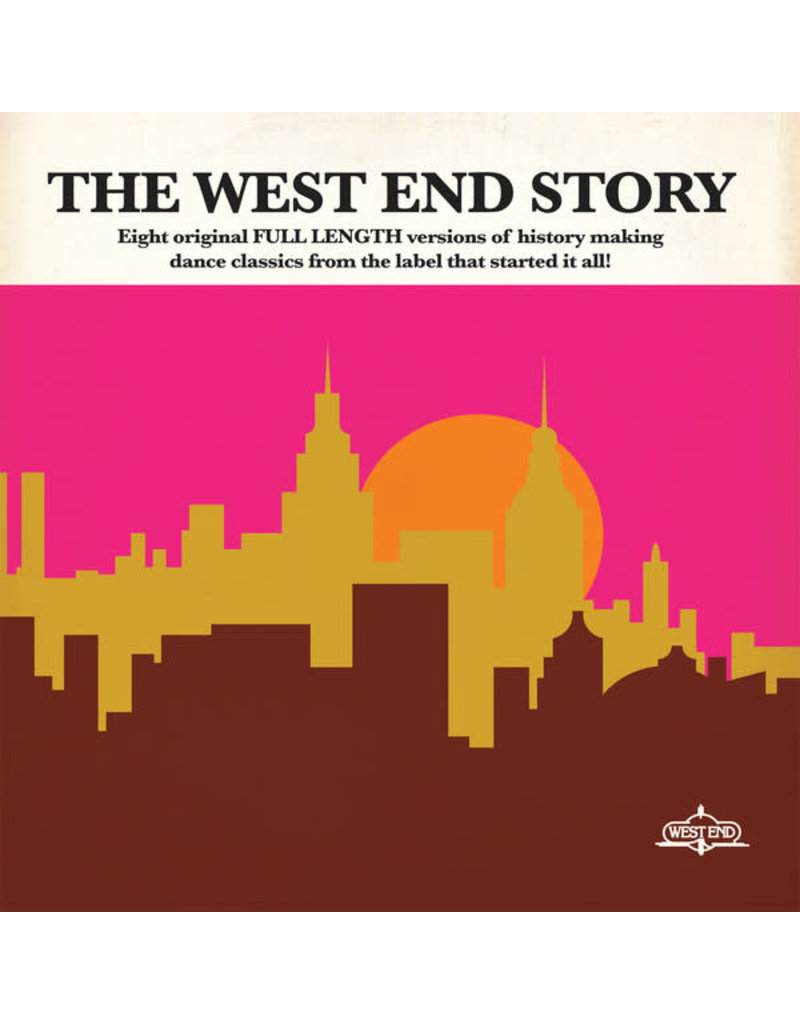DC Various – The West End Story 2LP (2017 Reissue)
