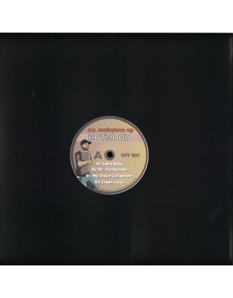 """HS Hotmood – Mr. Funkyman EP 12"""" (2018)"""
